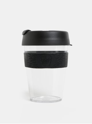 Cana neagra de calatorie KeepCup Original medium 340 ml