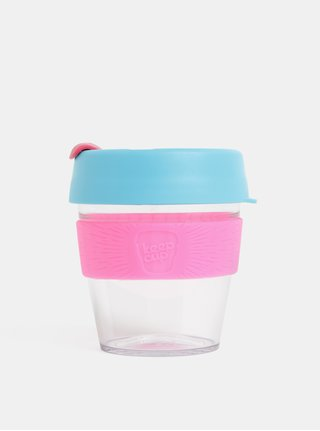 Cana roz-albastru de calatorie KeepCup Original small 227 ml