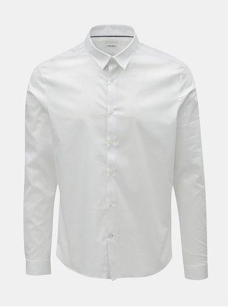 Biela formálna košeľa Burton Menswear London