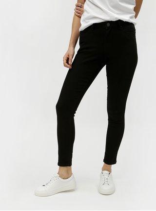 Černé skinny džíny Dorothy Perkins Petite Bailey
