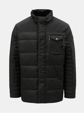 Sivá prešívaná zimná bunda Fynch-Hatton