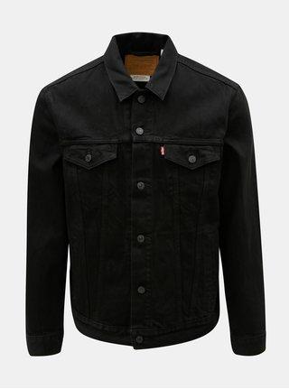 Černá pánská džínová bunda Levi's® Berk