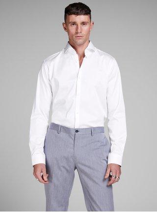 Biela comfort fit košeľa Jack & Jones Comfort