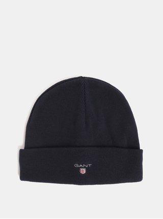 78949960587 Tmavomodrá unisex čiapka s vyšitým logom GANT Logo Hat