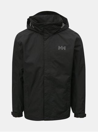 Čierna pánska tenká regular fit bunda HELLY HANSEN