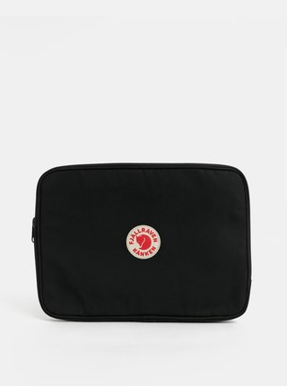 "Portofel negru pentru laptop Fjällräven Kånken laptop case 13"""