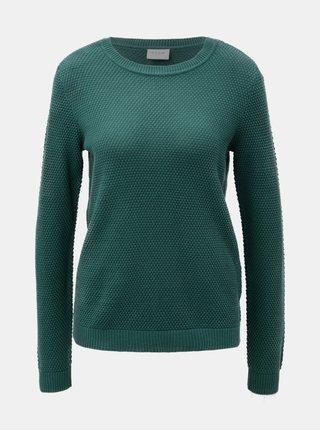 Zelený svetr VILA Chassa