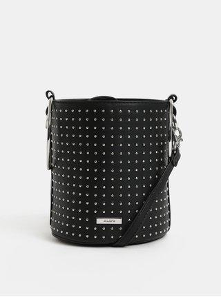 Černá malá crossbody kabelka ALDO