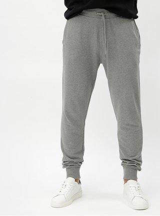 Šedé pánské tepláky Calvin Klein Jeans 8230b5e784