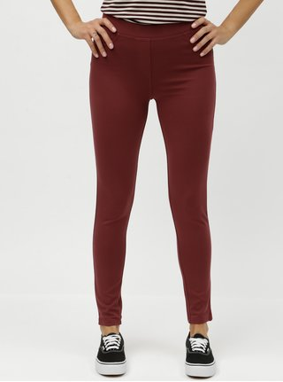 Jeggings bordo Yest