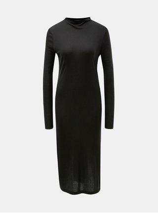 Čierne šaty VERO MODA AWARE Fay