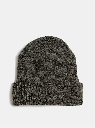 Čepice v černo-zlaté barvě VERO MODA Glama
