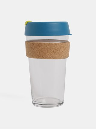 Cana petrol de calatorie din sticla KeepCup Brew large 454 ml