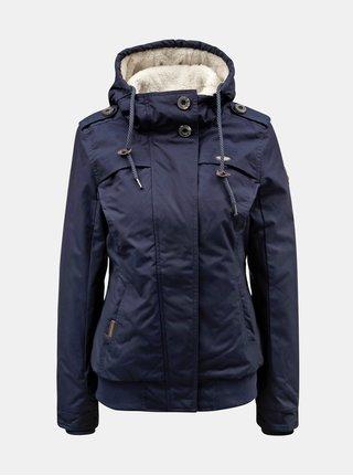 Jacheta albastru inchis de dama de iarna Ragwear