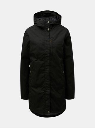 Pardesiu de dama negru impermeabil Fjällräven Kiruna