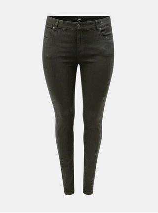 Černé elastické džíny Zizzi