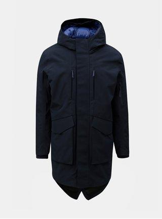 Jacheta albastru inchis 2 in 1 cu jacheta lejera detasabila Selected Homme Hike