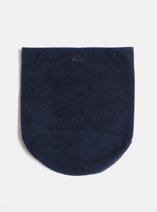 Tmavě modrý klučičí nákrčník s výšivkou Quiksilver Casper You