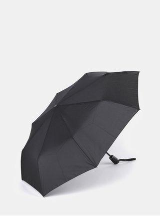 Umbrela neagra pliabila pentru barbati - Doppler