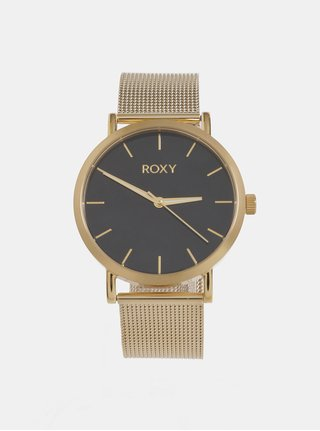 Dámske hodinky v zlatej farbe Roxy Maya