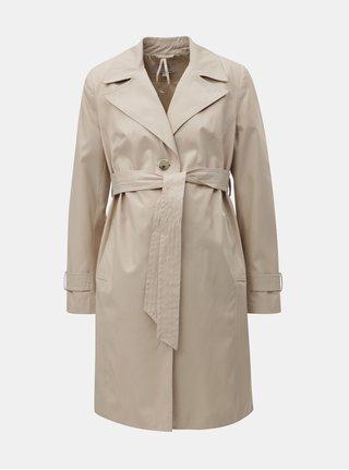 Béžový těhotenský lehký kabát Dorothy Perkins Maternity