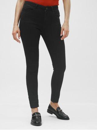 Černé skinny džíny s kapsami Dorothy Perkins