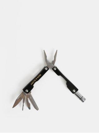 Černý multifunkční nůž Iron & Glory by Luckies Tooled Up