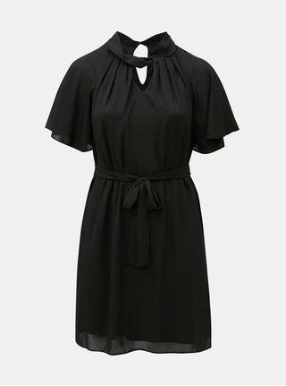 d729cd8d15c Čierne šaty s prestrihmi Dorothy Perkins Curve Hannah