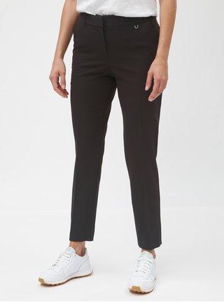 Pantaloni plisati negri slim fit Dorothy Perkins Naples