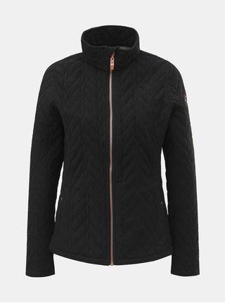 Jacheta neagra lejera din fleece de dama killtec Loorea