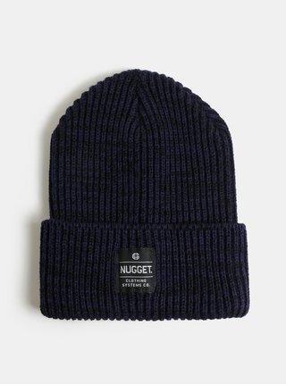 Tmavě modrá čepice s nášivkou NUGGET Killer