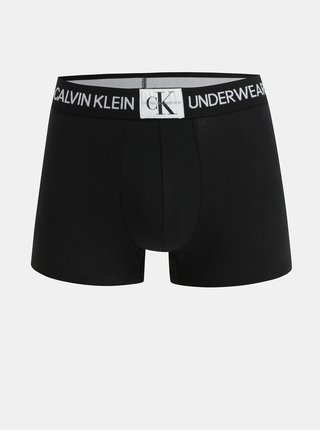 Boxeri negri Calvin Klein Underwear