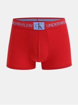 Boxeri rosii Calvin Klein Underwear