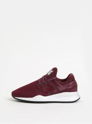 Pantofi sport bordo de dama New Balance