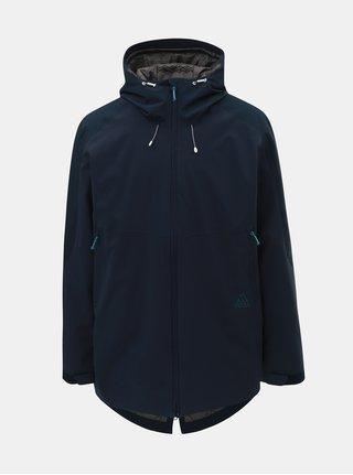 Tmavě modrá voděodolná pánská bunda Maloja Nahumm
