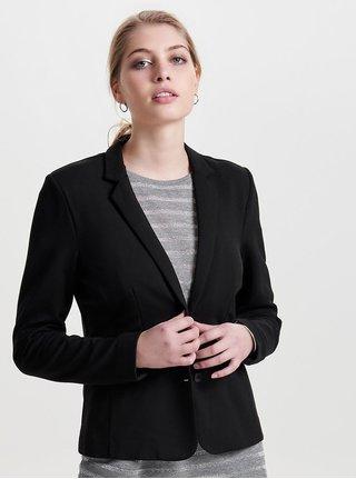 Sacou negru pentru femei - ONLY Poptrash