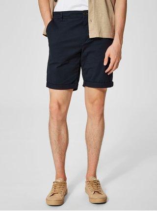 Pantaloni scurti chino bleumarin - Selected Homme Paris