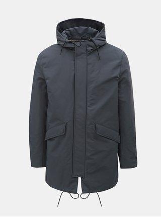 Šedá zimní bunda Selected Homme Park
