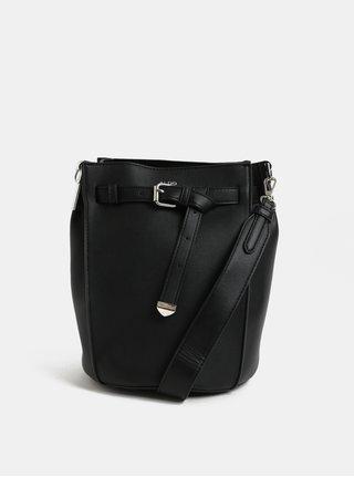 Černá vaková kabelka ALDO Veniano