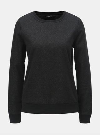 Bluza sport neagra stralucitoare ONLY
