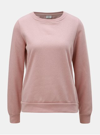 Bluza sport roz prafuit stralucitoare ONLY
