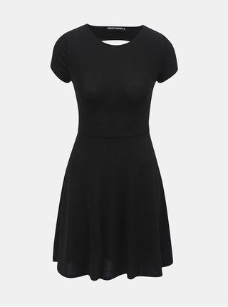 Černé třpytivé šaty TALLY WEiJL a7f056e5f3