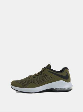 Kaki pánske tenisky Nike Alpha Trainer