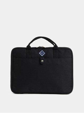 Čierna taška na notebook GANT