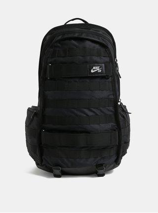 Rucsac negru impermeabil cu barete pentru skateboard Nike 26 l