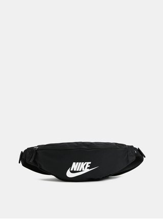 Borseta neagra cu imprimeu Nike 3 l