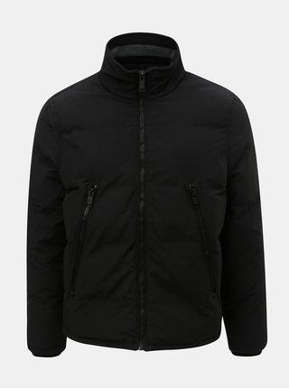 Jacheta neagra de iarna Burton Menswear London