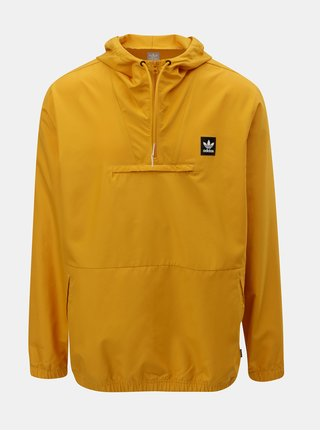 Hanorac barbatesc oranj adidas Originals