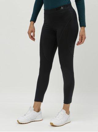Čierne dámske funkčné legíny Nike Hprcl Tght