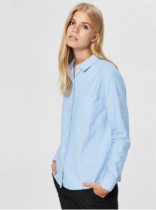 Camasa albastra lejera Selected Femme